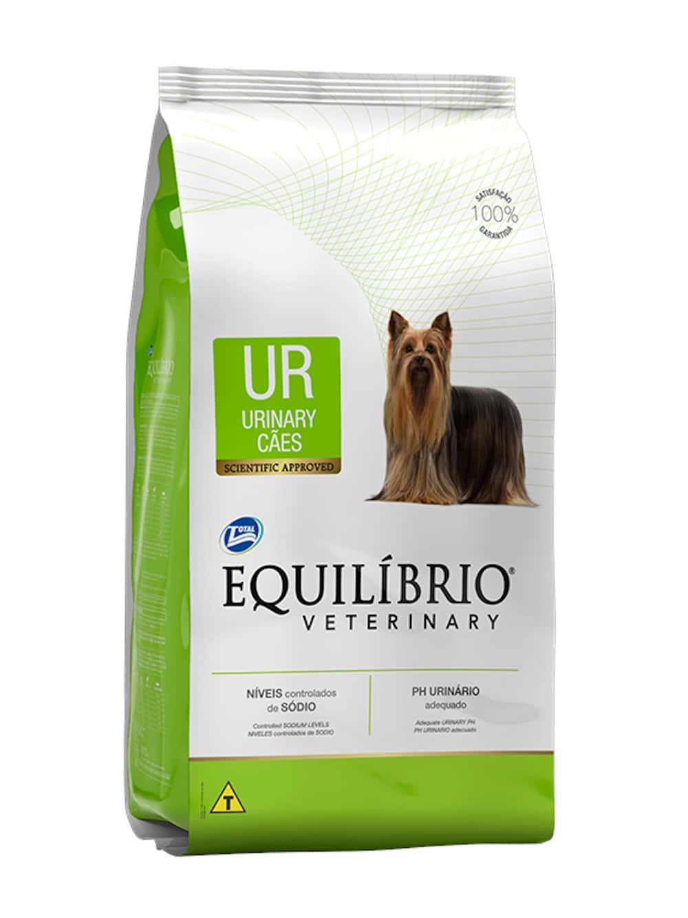 Equilibrio Urinary Ur Dog Food 2kg Aycardo Veterinary Center Inc